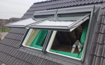 Dachfenster Neubau und Renovierung