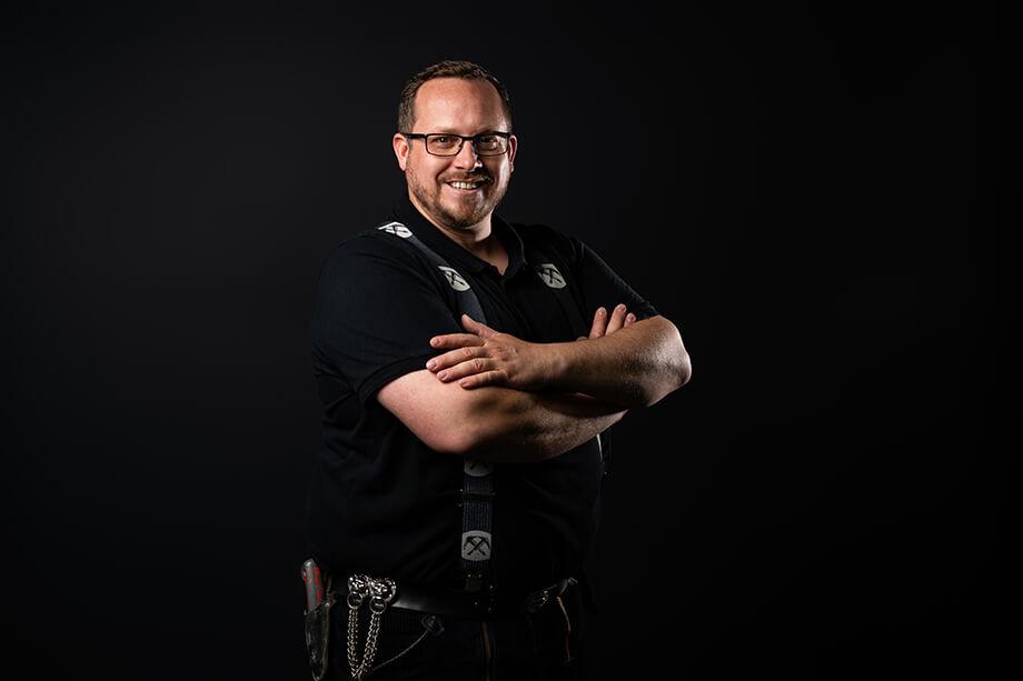 Tobias Wecker, Dachdeckermeister/Kaufmännische Geschäftsleitung